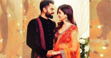 कोहली के अग्निपरिक्षा में उनकी पत्नी और बॉलीवुड एक्ट्रेस अनुष्का देंगी उनका साथ