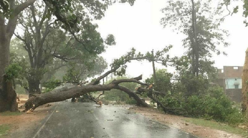 आंधी तूफान ने फिर मचाया कहर, 48 लोगों की मौत, कई जगह हाई अलर्ट