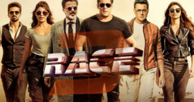 Salman khan's race 3 did amazing business on box office