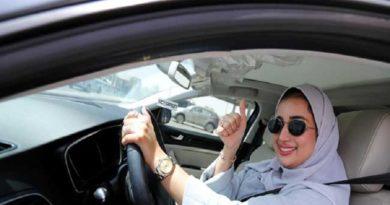 पाबंदियों के आगे...हर पल नया सवेरा ( महिलाओं का कार चलाने का सपना साकार)