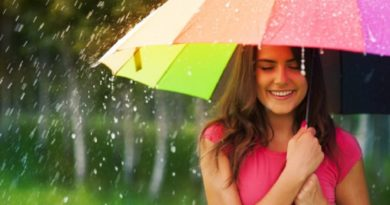 बारिश के मौसम में अब सिर्फ खुशियों को ने बीमारियों नहीं...