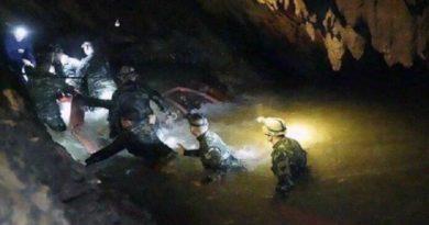 थाईलैंड की गुफा में फंसे बच्चों का रेस्क्यू, 5 बच्चे आए बाहर