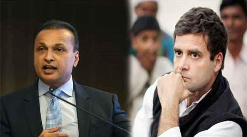 अनिल अंबानी ने लिखी राहुल गांधी को चिट्ठी, आखिर क्या है इस खत में