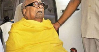 जलाने के बजाए दफनाया जाएगा करुणानिधि का पार्थिव शरीरए भगवान थे एम. करुणानिधि