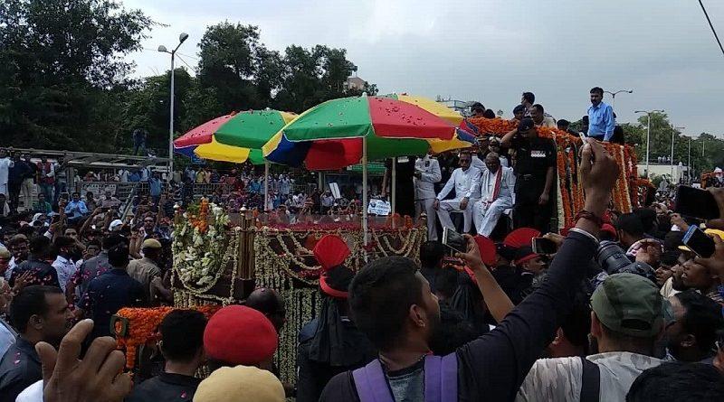 Former PM Atal Bihari Vajpayee Passed Away| Atal Ji Ki Antim Yatra