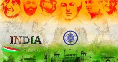 71 साल के खूबसूरत और स्वतंत्र भारत के... 71 मजबूत सारथी