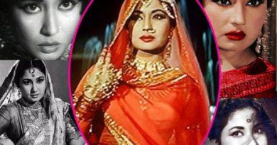 मीना कुमारी...खुशनसीबी उनको हर कदम पर मिली, पर बदनसीबी ने साथ नहीं छोड़ा.