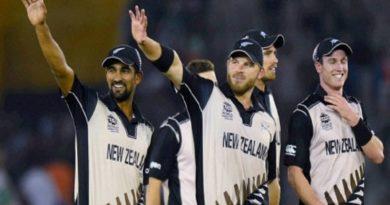 पाकिस्तान में मैच खेलने से न्यूजीलैंड ने किया इंकार, ये है वजह