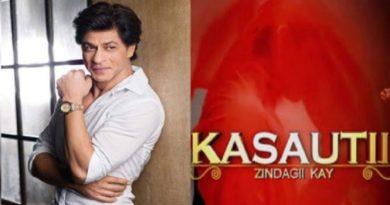कसौटी जिंदगी की का नया प्रोमो शूट, शाहरुख एक बार फिर छोटे पर्दे पर करेंगे वापसी