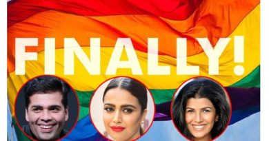 समलैंगिकता पर ऐतिहासिक फैसला, जानिए क्यों आए सोनम के आंखों में खुशी के आंसू