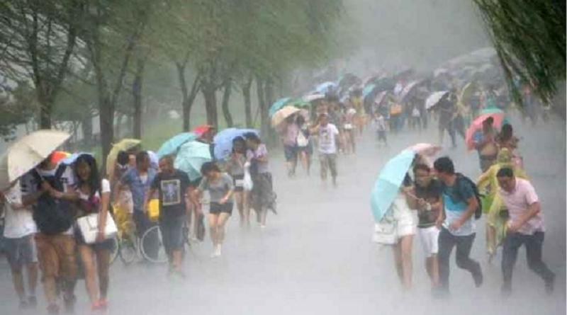 जापान पर कुदरत का बरपा कहर, अबतक 8 लोगों की गई जान