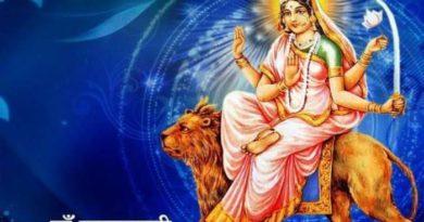 आज है नवदुर्गा के छठवें स्वरूप में माँ कात्यायनी का दिन, ऐसे करें पूजा