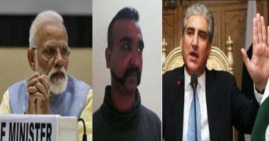 कल भारतीय पायलट अभिनंदन को रिहा किया जाएगा- पाकिस्तान