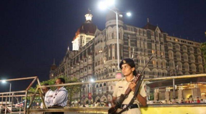 Taj hotel terror attack