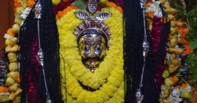 141 दिन बाद खुले काल भैरव मंदिर के द्वार, नियमों के तहत भक्तों ने किए दर्शन