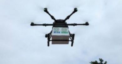 तेलंगाना में 'Medicine From The Sky' के नाम से शुरू हुई योजना, ड्रोन से पहुंचाई जाएगी दवा